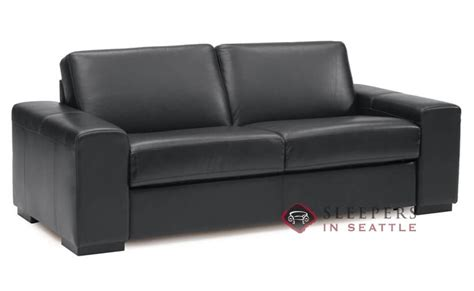 Customize And Personalize Weekender Full Leather Sofa By Palliser Sleeper Sofa