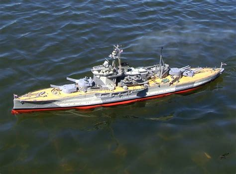 steam powered rc boat attachment browser warspite jpg by brooks rc groups