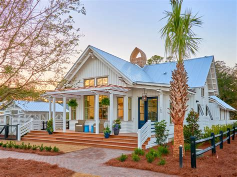 best siding for beach house for sale this lowcountry bungalow is a perfect blend of farmhouse and beach house
