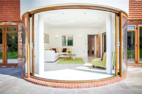curved patio doors curved sliding doors and glass balconies balcony systems