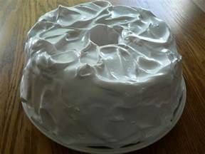 countrified hicks how to make angel food cake frosting in