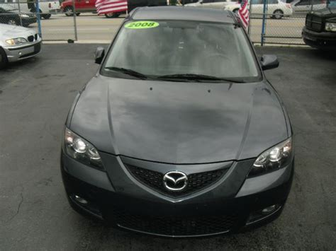 mazda 3 supercharged 2008 mazda 3 supercharged 4x4 suv details hialeah fl 33010