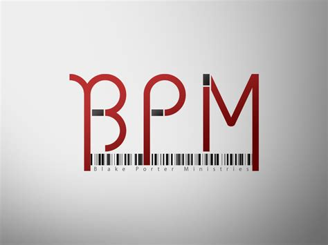 bpm barcode logo by truefreestyle on deviantart