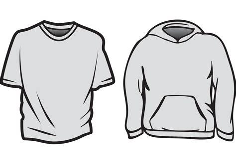 vector  shirt templates   vector art