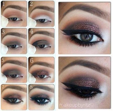 tutorial make up pengantin step by step 10 tutoriels de maquillage des yeux pour la f 234 te de fin d