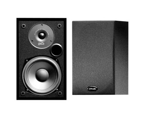 polk audio r10 bookshelf speakers review and test