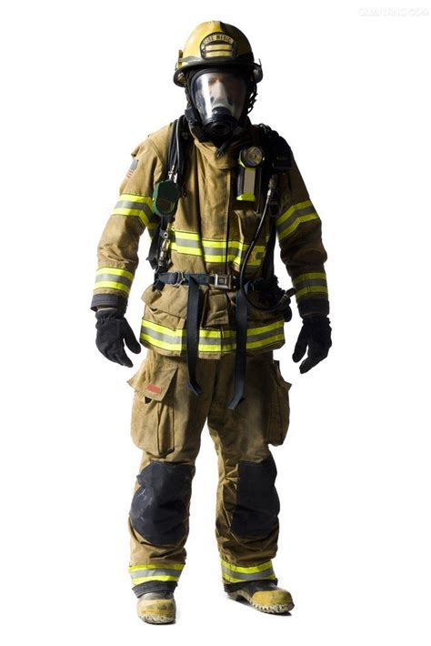 clothing fireman suit with en standard firefighter