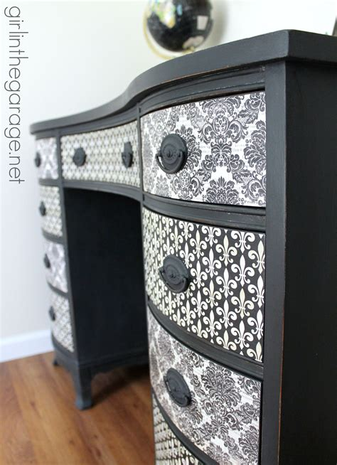 Decoupage A Desk - top 10 popular diy projects and posts of 2014 in