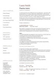 nursing cv resume template purchase
