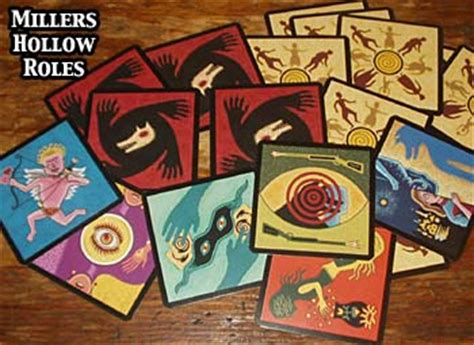 printable werewolf cards rpgnet review of the werewolves of millers hollow