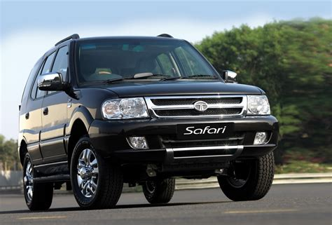 Safari Auto by Top Cars Zone Tata Safari Black Car Picture