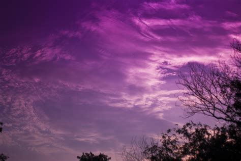 Colors That Go With Pink by Violet Sunset 2 Pentax User Photo Gallery