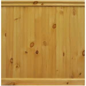 tongue and groove wainscot house of fara 8 ft america knotty pine tongue