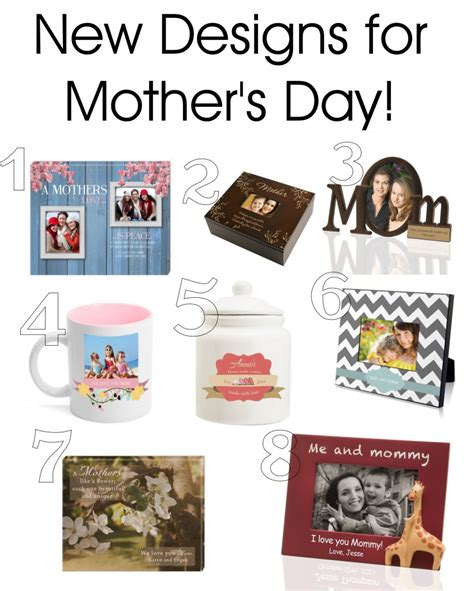 unique mothers day gifts new designs for mother s day memorable gifts blog