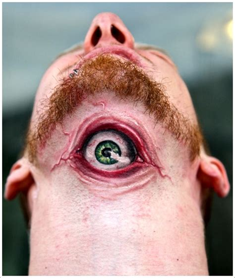 eyeball tattoo on neck eye tattoo on neck tattooshunt com