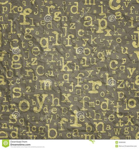 design pattern typescript old letter