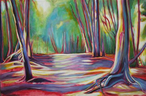 Elora In Colour Painting By Diemert