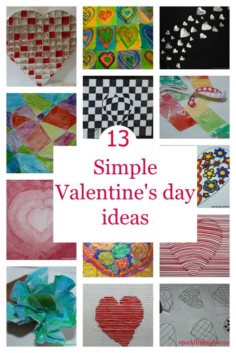 simple valentines day ideas simple s day craft ideas for and preschool