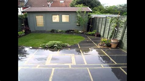 small space garden paving ideas