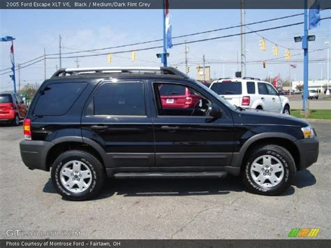 Ford Escape 2005 by 2005 Ford Escape Xlt V6 In Black Photo No 28637200