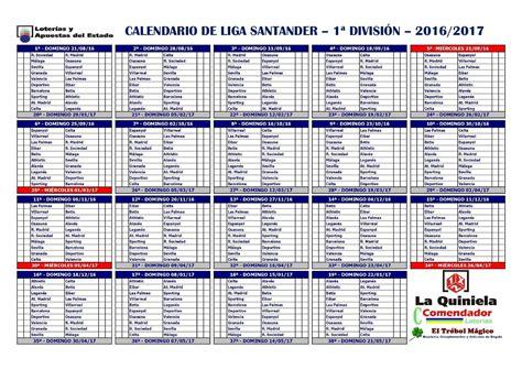 Calendario Liga 2016 Anotando F 218 Tbol Resumen Mes Octubre 2016