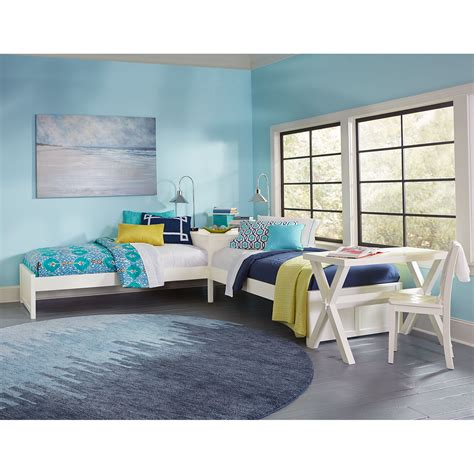 l shaped bedroom furniture pulse white l shape bed ne kids standard standard beds