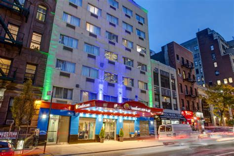 Comfort Inn Central Park West New York Ny by Hotel Comfort Inn Times Square West New York Trivago