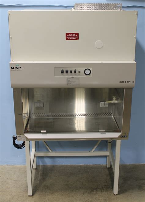 nuaire biological safety cabinet refurbished nuaire class ii type a2 laminar flow