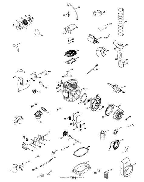 kohler engine parts diagram kohler k181s parts diagram engine diagram and wiring diagram