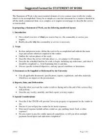 template for statement of work statement of work template sanjonmotel