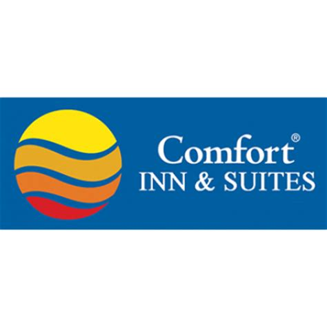 comfort suites logo ground transportation evansville regional airport