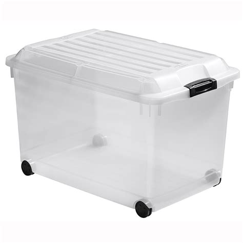 bac rangement sous lit boite rangement sous lit bac rangement plastique sous lit
