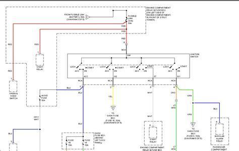 wiring diagram for 2004 hyundai accent 2004 hyundai accent wiring diagram wiring data