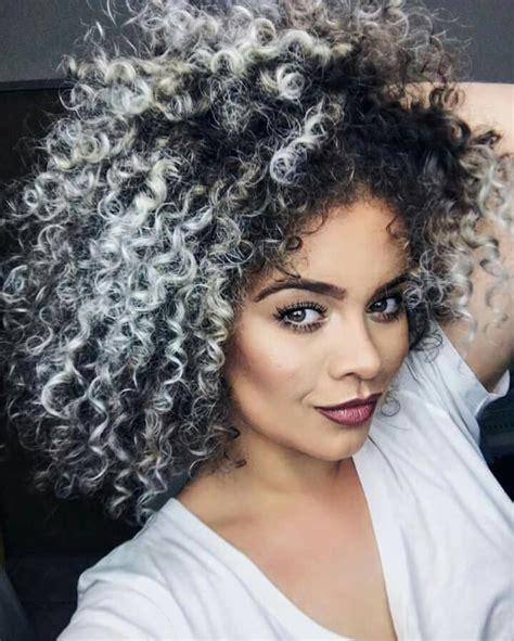 silver weave hairstyles on pintrest nina gabriella hair tips hair care pinterest curly