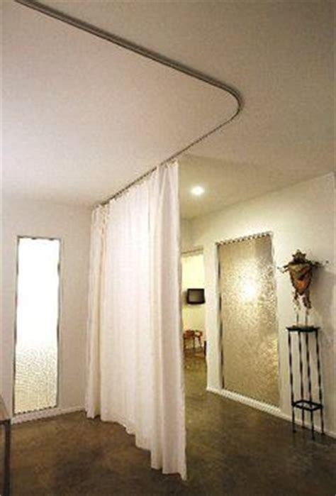 ceiling curtain room divider 17 best ideas about room divider curtain on