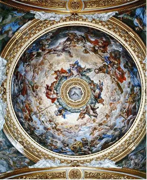 baroque ceiling church ceiling dome mural project part 1 tracy lee stum
