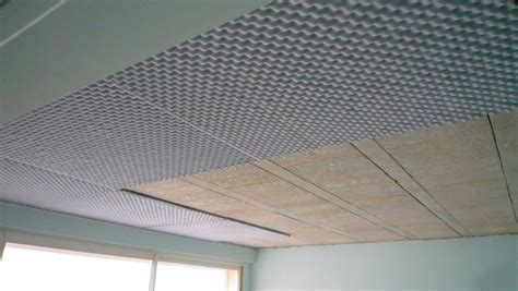 Faux Plafond Isolation Phonique 4625 by Zoom Sur Isolation Phonique Plafond Prix