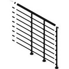 steel stairs stair railing kits and stair railing on