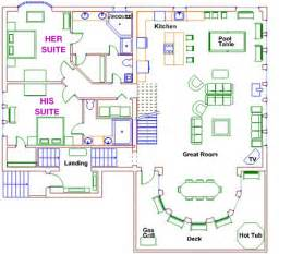 dual master bedroom floor plans suites