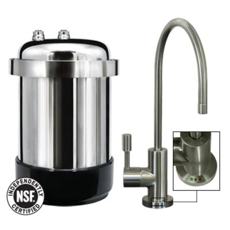 sink water filter system waterchef the sink water filter reviews review