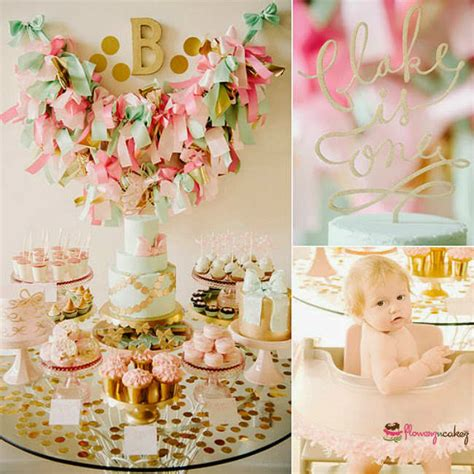 themes for a little girl s first birthday 10 1st birthday party ideas for girls part 2 tinyme blog