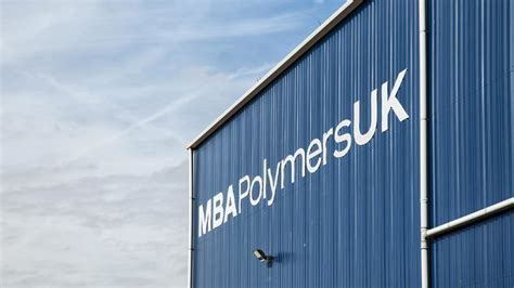 Mba Polymers News by Mba Polymers Uk Appoints New General Manager Mba Polymers