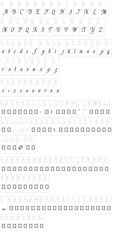 dafont greek chancery cursive font dafont com