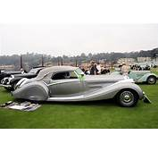 1937 Horch 853 Voll &amp Ruhrbeck Sport Cabriolet Takes 2009