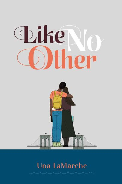 Like No Other Lover an unkosher in quot like no other quot q a with author una