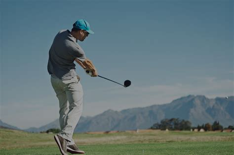 to be in full swing crossover symmetry partners with team d to help golfers