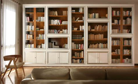 modular bookcases with doors morelato contemporary modular systems to organize any