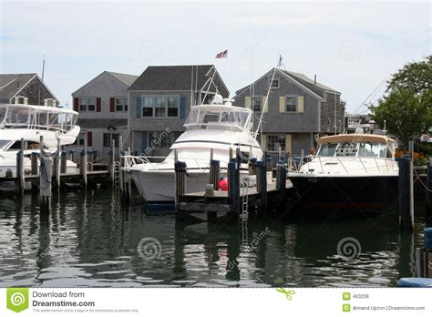 boats cape cod boats at cape cod royalty free stock image image 463236