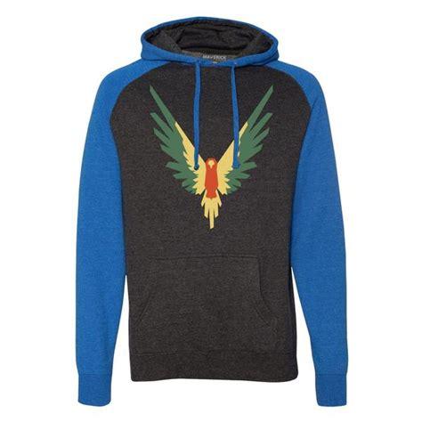 Sweater Maverick By Clothing logo 2 tone hoodie maverick by logan paul