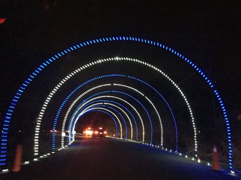 virginia festival of lights bull run festival of lights drive through in